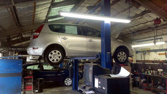 Team maintenance and repair