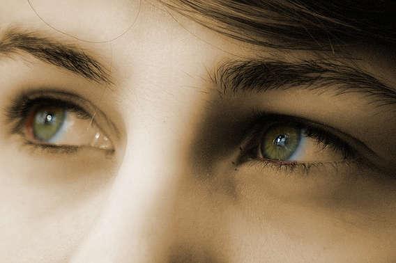 Active listening eyes