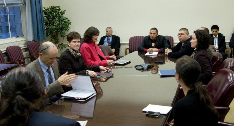 staff meeting alternatives