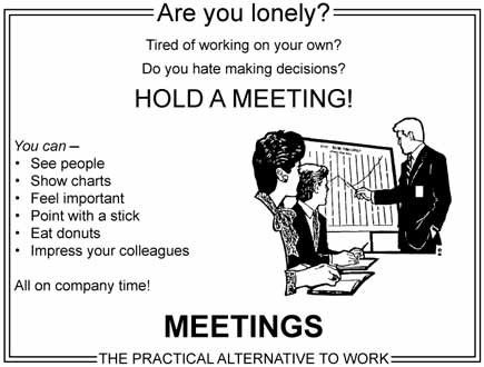 Lead Effective Meetings