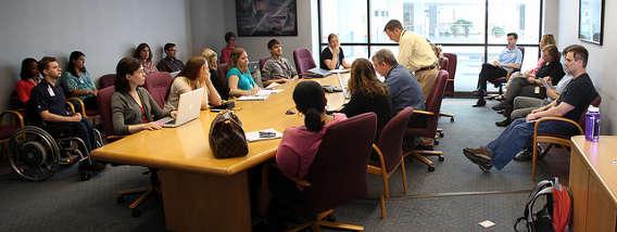 Meeting initiatives