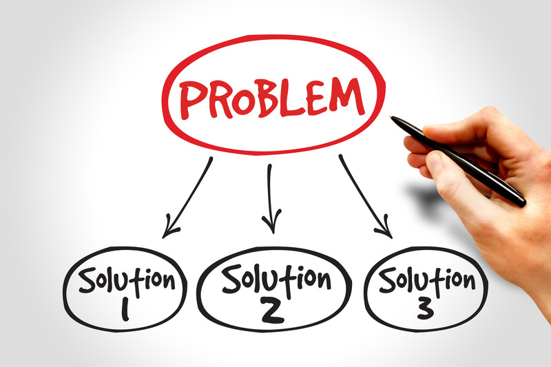 Problem-Solution Diagram